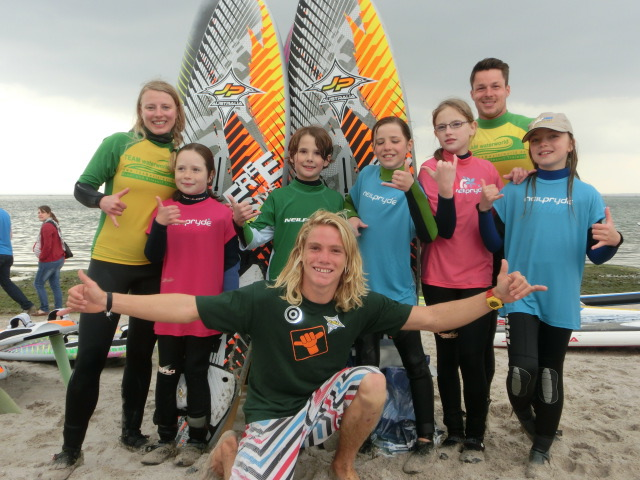 Mai - surf Young & Fun Challenge