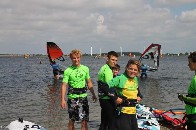 Juli - surf Young & Fun Camp Fehmarn
