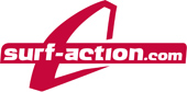 Surf & Action Logo